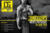 """concours men""""s physique"""