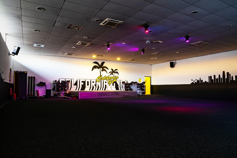 espace fitness CaliforniaGym Voreppe