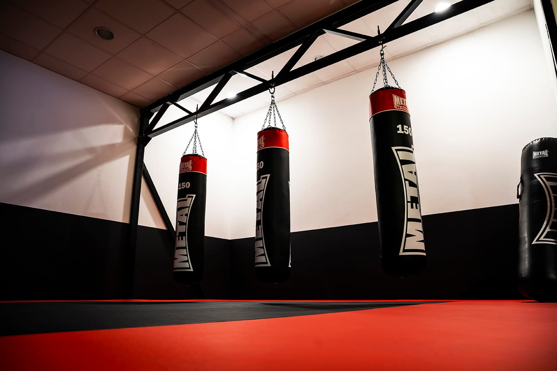 espace boxing CaliforniaGym Voreppe